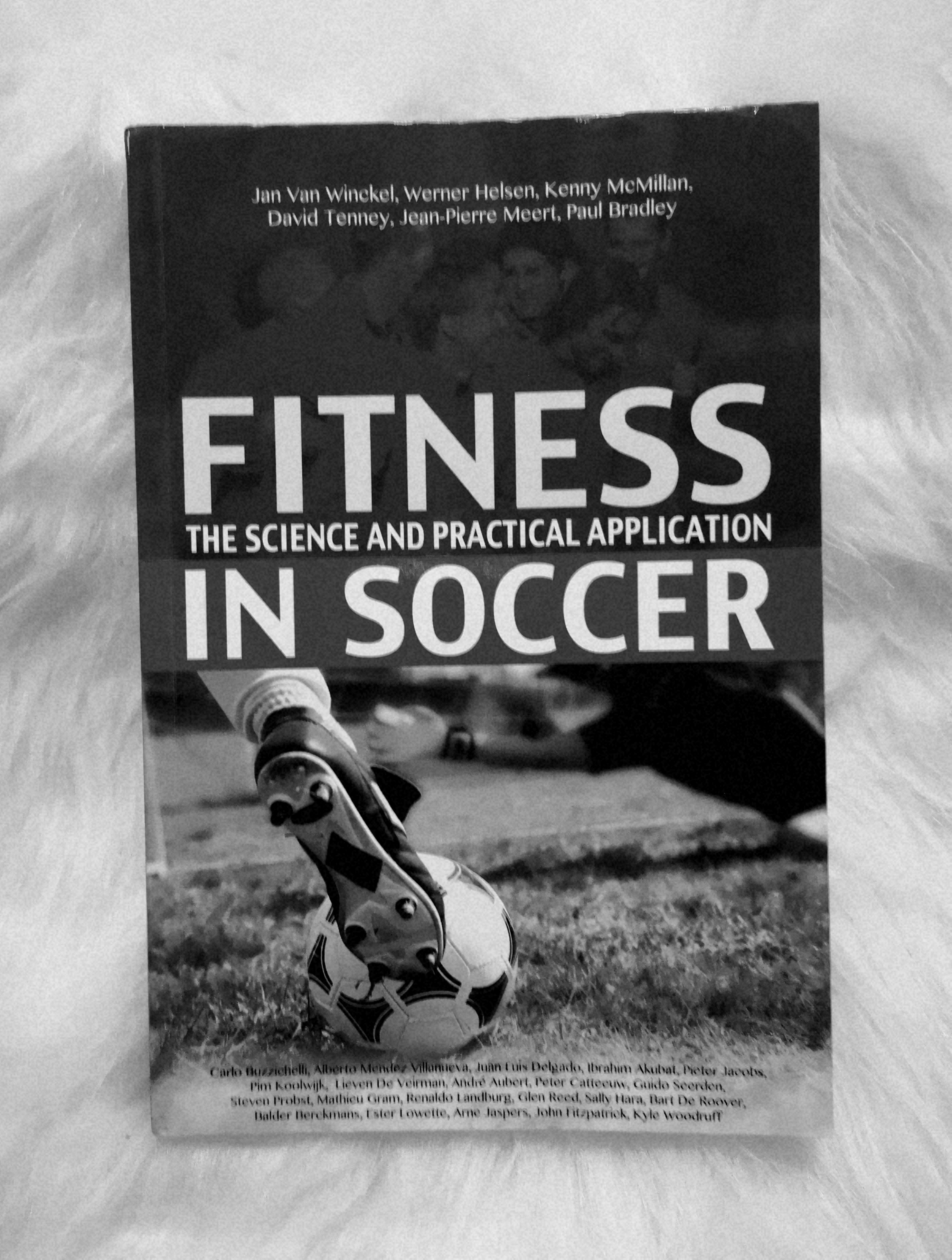 Buch: Fitness in Soccer